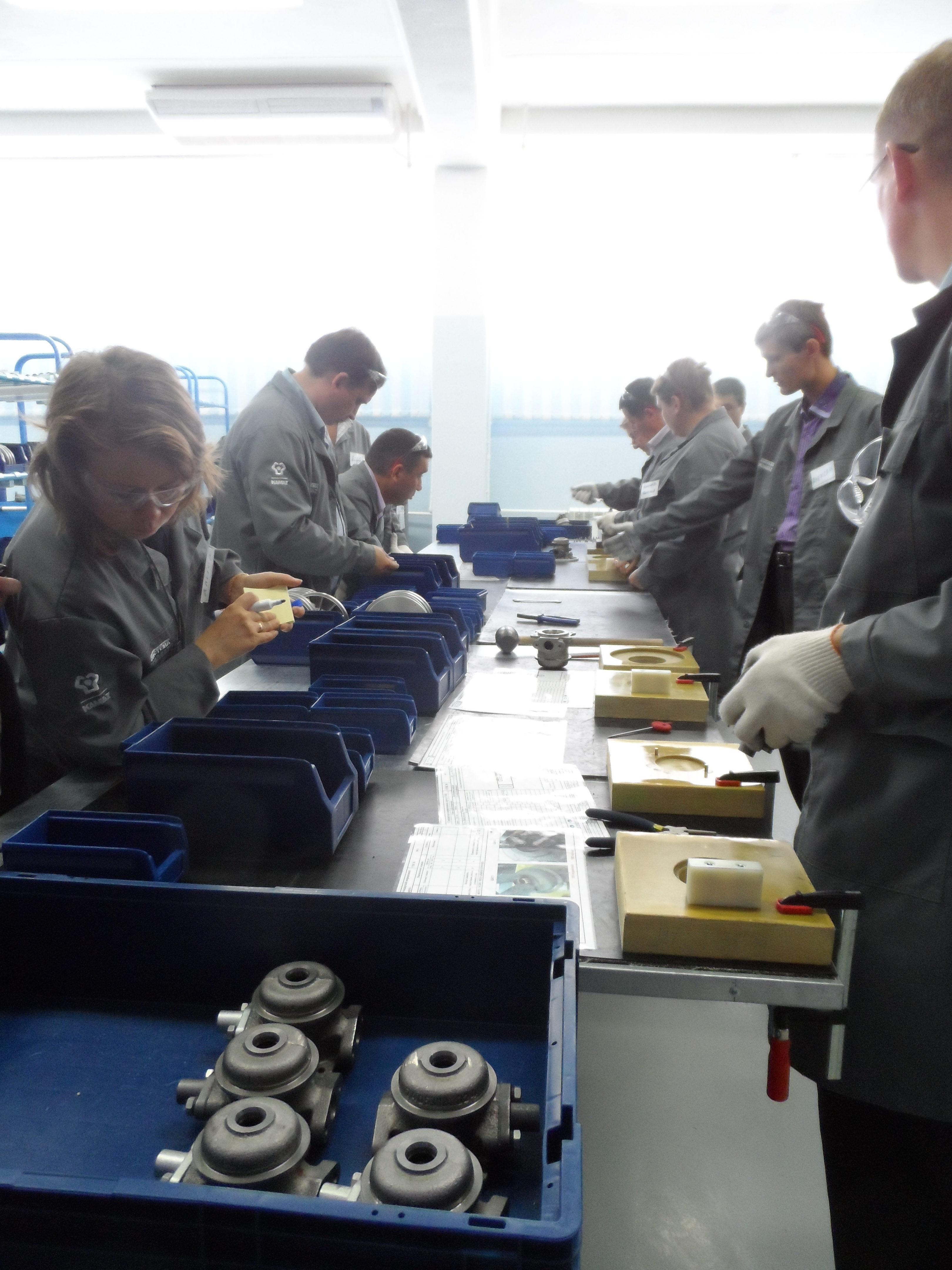 Тренинг на Фабрике процессов