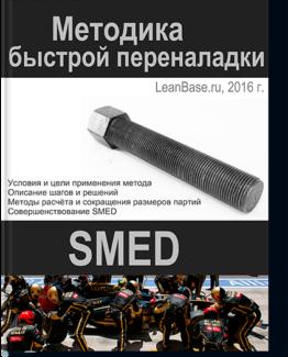 Быстрая переналадка, SMED, lean, бережливое производство