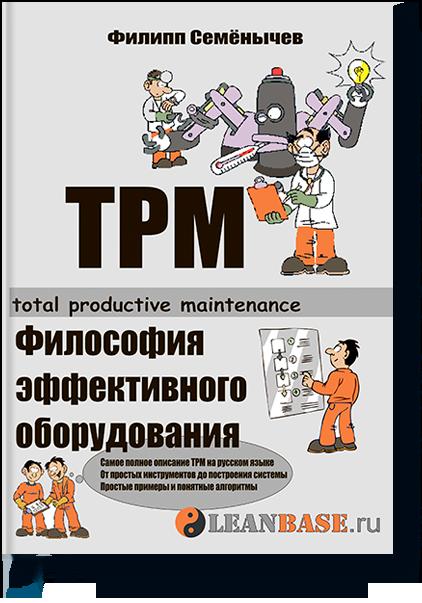 ТРМ - философия эффективного оборудования